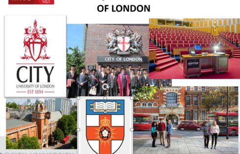 City, Universify of London