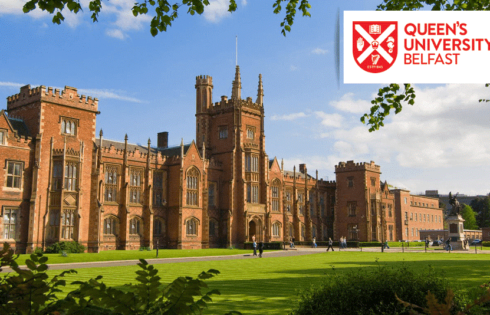 INTO QUEEN'S UNIVERSITY BELFAST